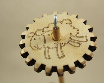52 PROJECT LIMITED EDITION: Cartoon Sheep