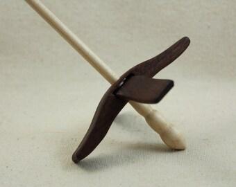 Walnut Mini Glider Turkish Drop Spindle
