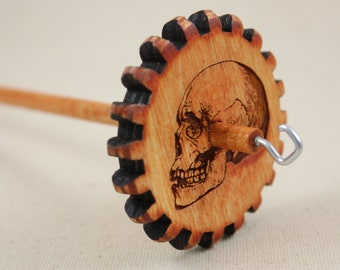 Light Weight  Skull Gear Spindle