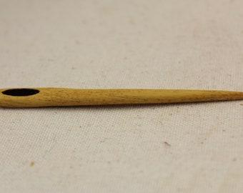 Yellowheart Nalbinding Needle