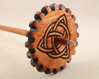 Triquetra Gear Spindle