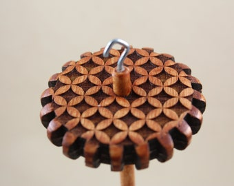 Light Weight  Waffle Gear Spindle