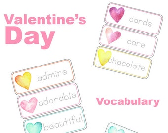Valentine's Day Handwriting Pack