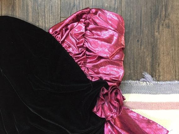 Vintage 80s Dress | 1980s Gunnesax Jessica Mcclin… - image 2