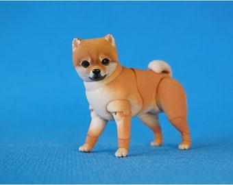BJD dog: Pomeranian Spitz