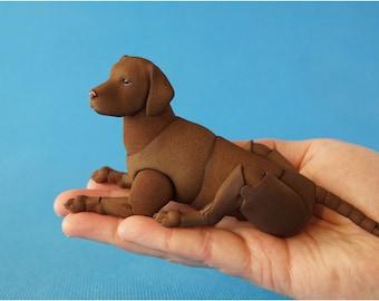 BJD dog: Labrador.