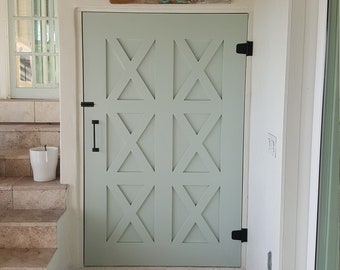 Multi X Barn Door