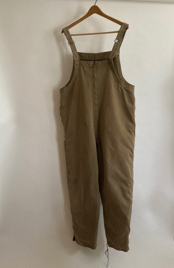 WW2 First Pattern Winter Wool Lined Tankers Overal