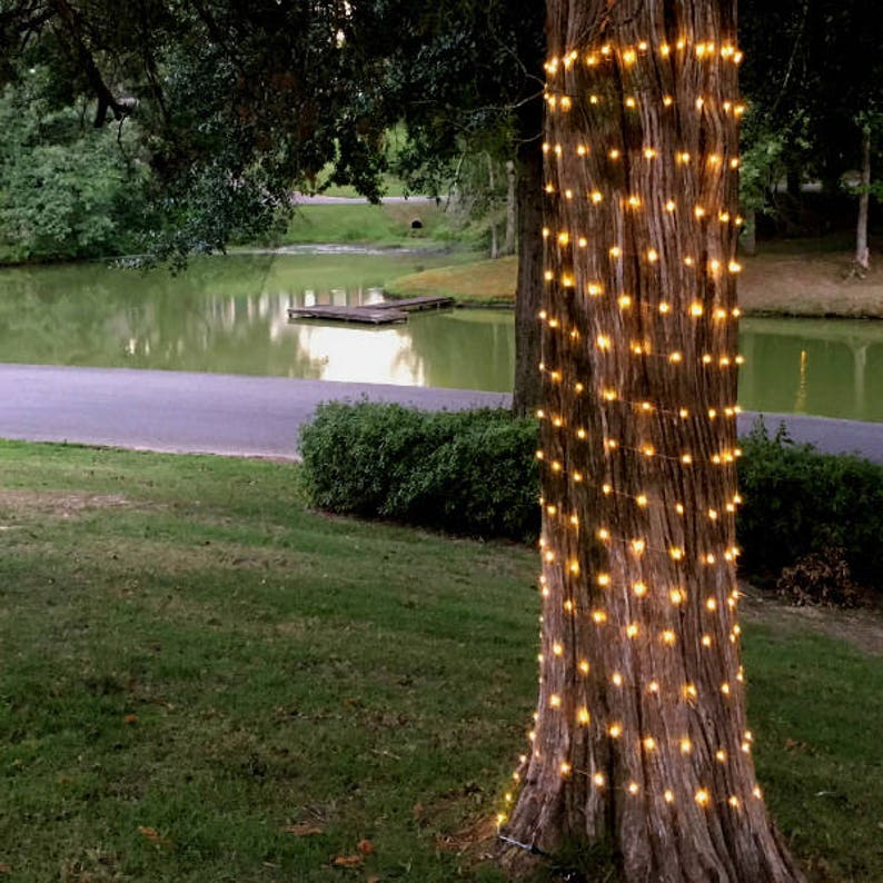 Up To 300 Feet Extra Long Fairy Lights 300 To 900 Lights Home Decor Outdoor Lighting Wedding Aisle Lights Or Perimeter Lights