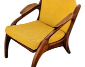 Adrian Pearsall for Craft Associates Model 2249-C Lounge Chair