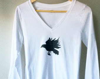 Flying Crow Tee Shirt