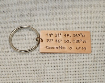 keychain for her etsy