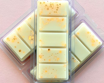 Pumpkin Cheesecake Wax Melt Snap Bar