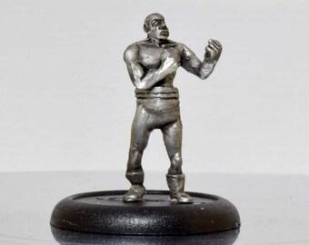 Modern Miniature - Vintage Bare knuckle Boxer - 28mm Unpainted - WF06