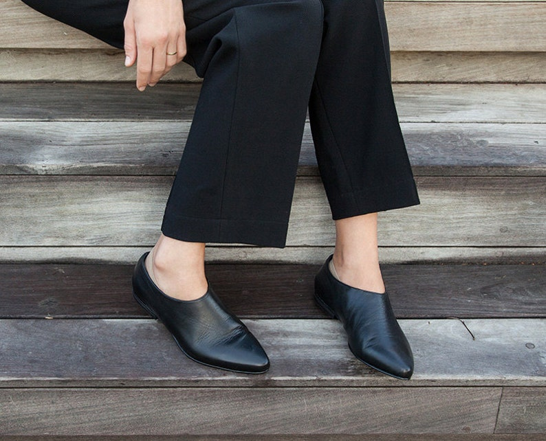 6d1c58c02dfe Formal Shoes For Ladies Evening Shoes Flats Slip On Shoes