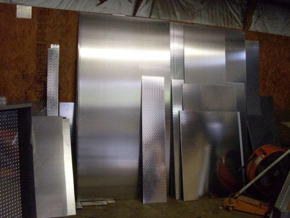 """1//8/"""" .125 Aluminum Sheet Plate 12/"""" x 12/""""  6061 2 PACK"""