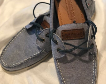 Boat Shoes Classic Preppy  2-Eye Top Sider Deck Shoes Leather NIB Various sizes