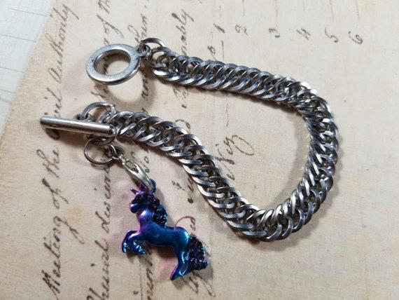 Tiny Wrist Vintage Bracelets Lot #B72; Costume Je… - image 8