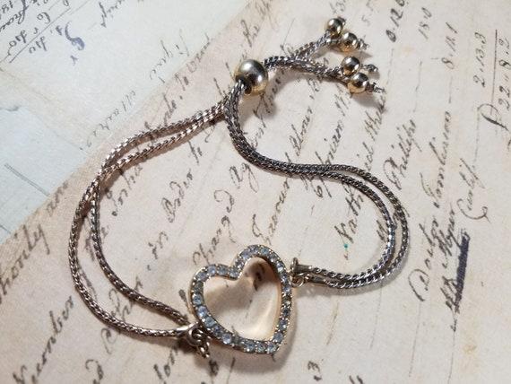 Snake Chain Vintage Bracelets Lot #B84; Costume J… - image 6