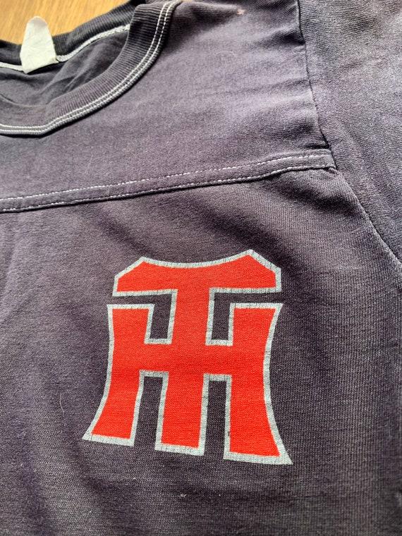 "Vintage rare Talking Heads tshirt ""the name of thi"