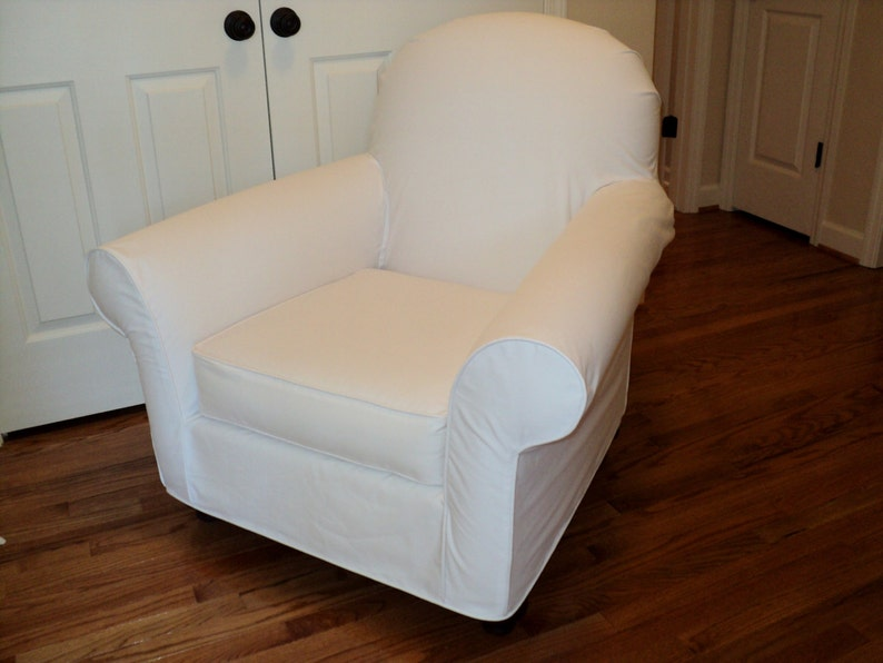 Charmant Custom Slipcover For Your PB Dream Rocker (with Wooden Rockers) From Your  Own Fabric
