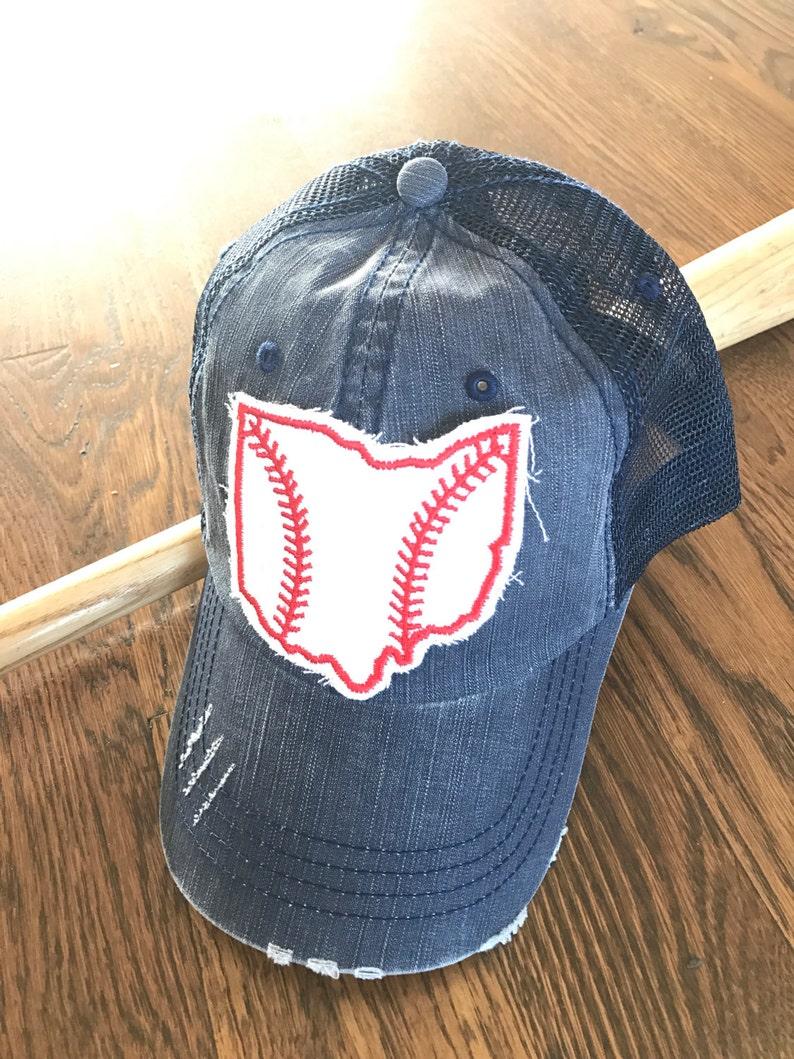 Ohio Baseball Lid image 0