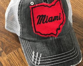 Miami of Ohio Hat - Miami Hat