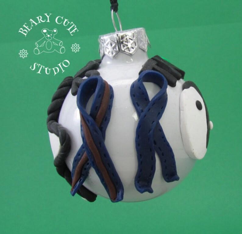 Martial Arts Christmas Ornament Taekwondo Christmas ...