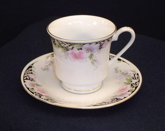 Imperial China Universal Cup and Saucer
