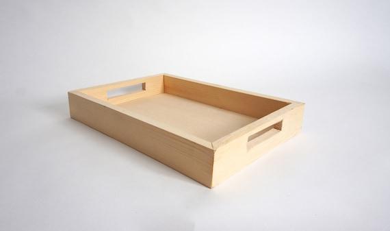 Modern serving tray Bamboo Image Etsy Wood Serving Tray Rectangle Serving Tray Modern Serving Etsy
