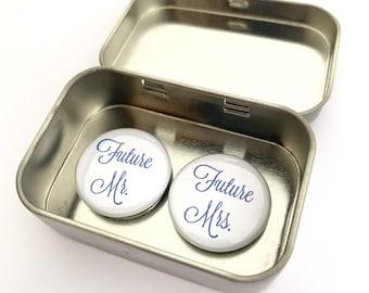 Future Happy Couple Magnet Set