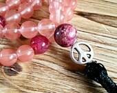 Mala, Tassel Necklace, 10...