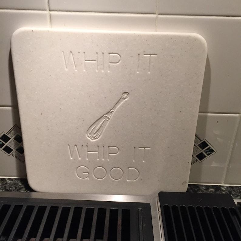 Whip It Whip It Good corian cutting board image 0