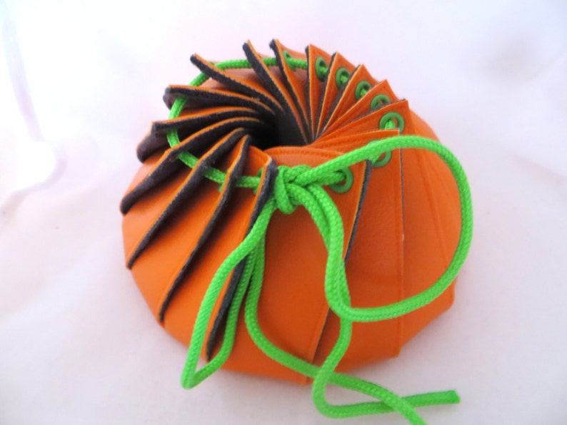 Gift For Smokers  Orange With Lime Kushin™ Cozy For Glass image 0
