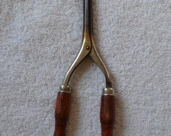 Antique Curling Iron