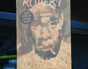 Robert Johnson Minicomic