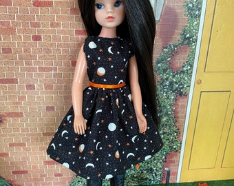 Moon and Stars dress for Sindy and friends. ( Adult collectors.)