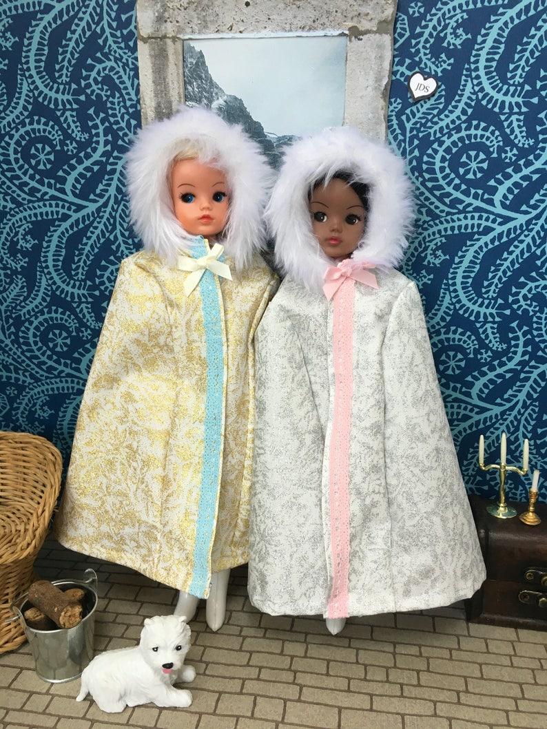 Children's range. Fairytale cloak for Sindy Barbie Belle image 0
