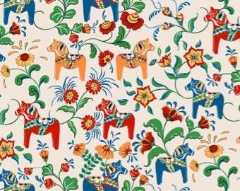 Scandinavian fabric | Etsy