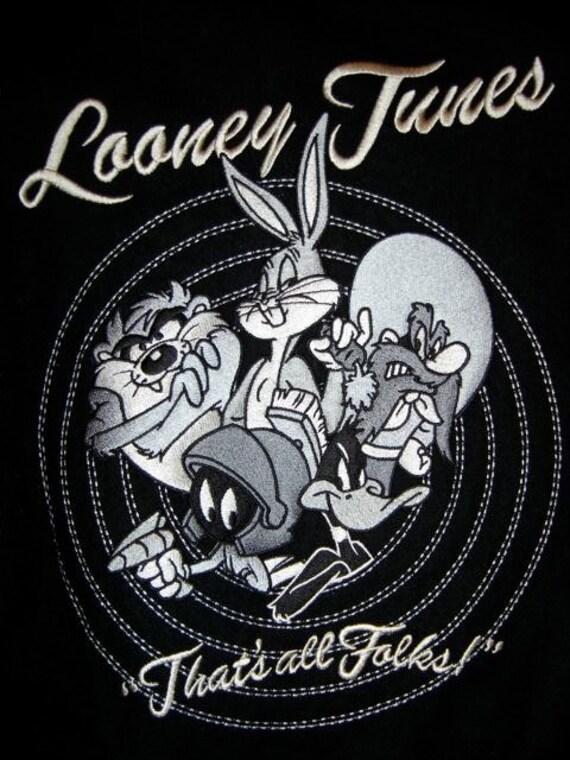 Looney Tunes Letterman Jacket