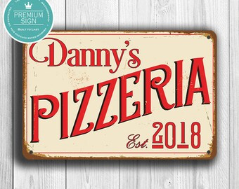 Store Pizzeria Now Open Extra Large 13 oz Heavy Duty Vinyl Banner Sign with Metal Grommets Advertising Many Sizes Available Flag, New