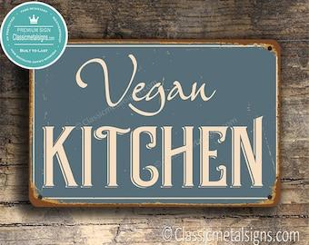 Vegan Kitchen Decor Etsy