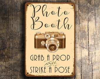 PHOTOBOOTH SIGN, Photobooth Signs, Wedding Photobooth Sign, Vintage style Photo Booth Sign, Wedding Photo Booth Sign, Photobooth, Wedding