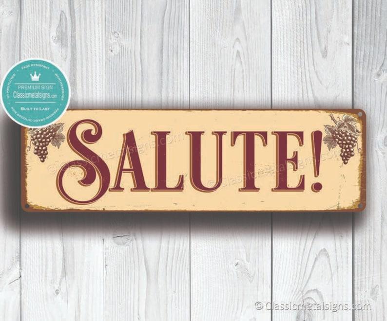 04c5f3a2619 SALUTE SIGN Salute Signs Italian Salute Italian Cheers