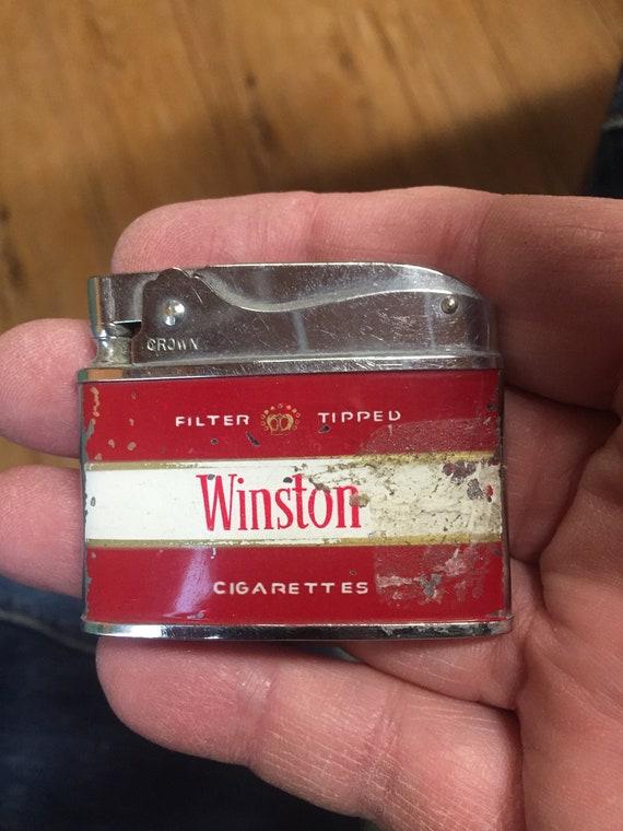 Vintage Lighter ~ Winston