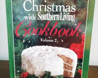 Christmas with Southern Living Volume 2 Hardcover