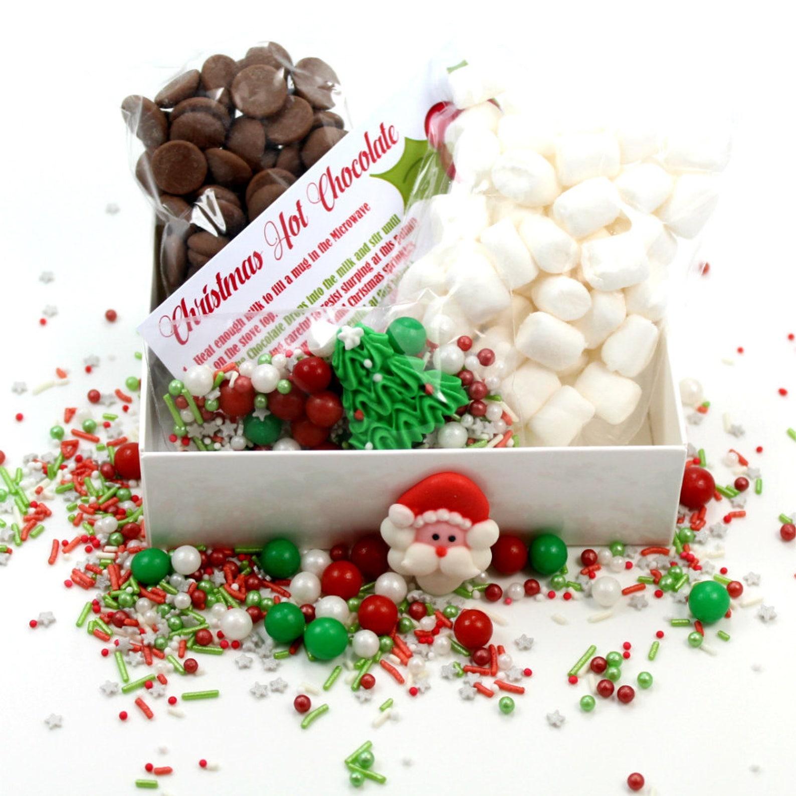 Christmas Hot Chocolate Kit