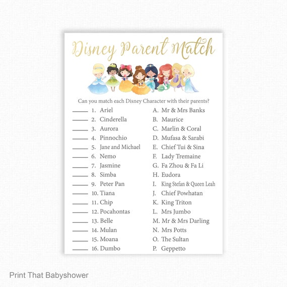This is a graphic of Printable Party Games regarding birthday party