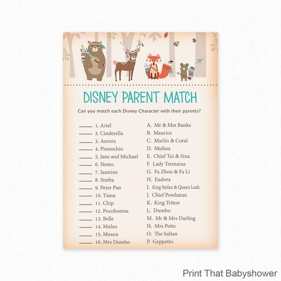 Parent match