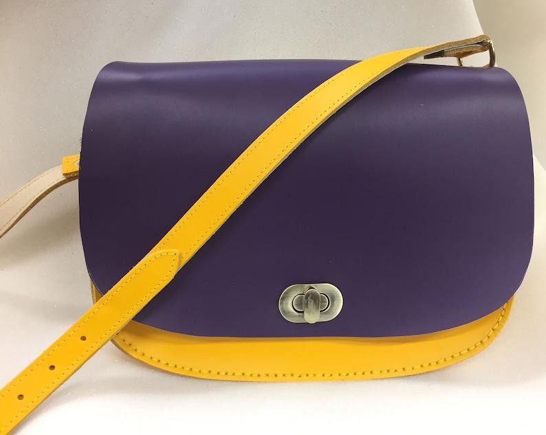 140eb4f94cb5c Patrone Damentasche Handtasche Satchel Leder Schultertasche